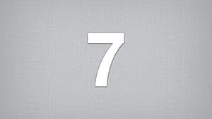 7. Jakso - Erikoistekniikat